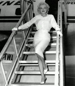 marilyn-samolot
