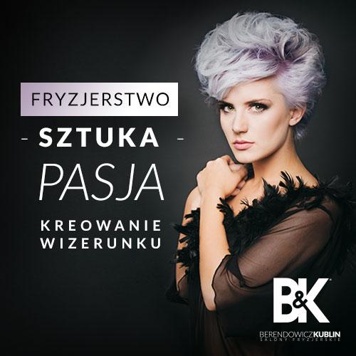 BK Salon Fryzjerski Warszawa BK