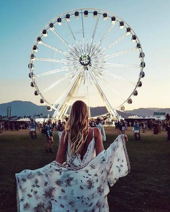 trendy coachella