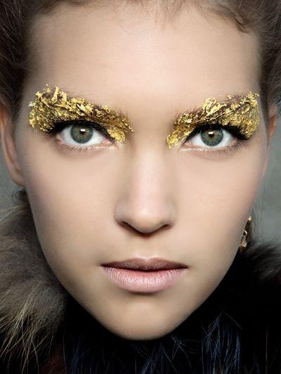 trendy makijaż