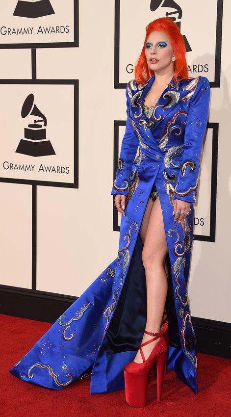 Stylizacje gwiazd podczas Grammy 2016 | Be Amazing
