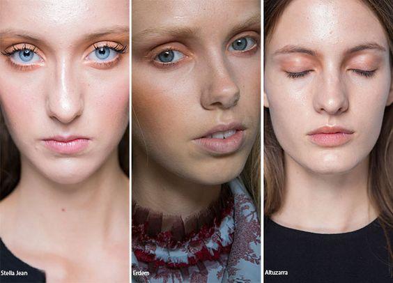 trendy makijażowe