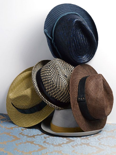 meskie kapelusze